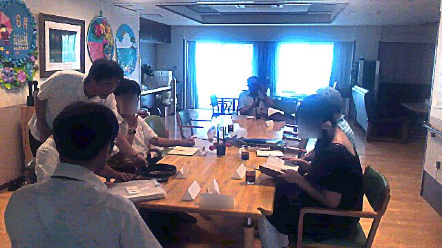 第1回 相談会(2012年8月19日)