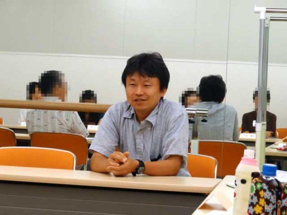 第4回交流会/中央大学 緑川教授