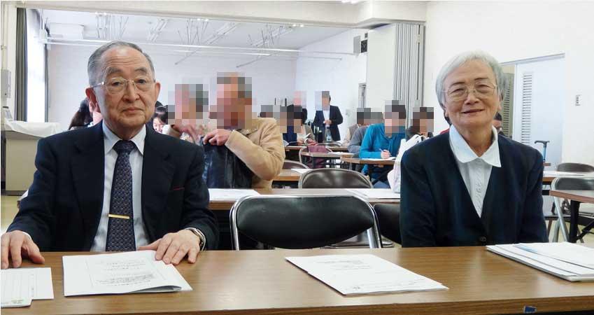 上田敏先生と東川悦子氏