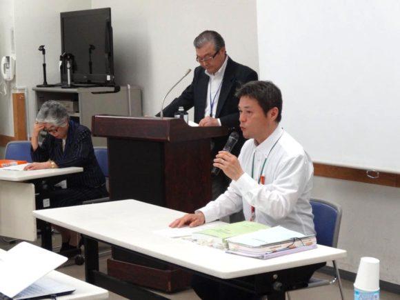 行政報告・藤井知文課長