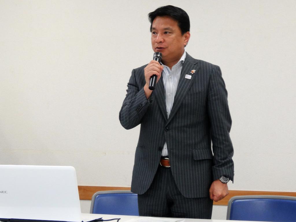 小金井市長・西岡真一郎様