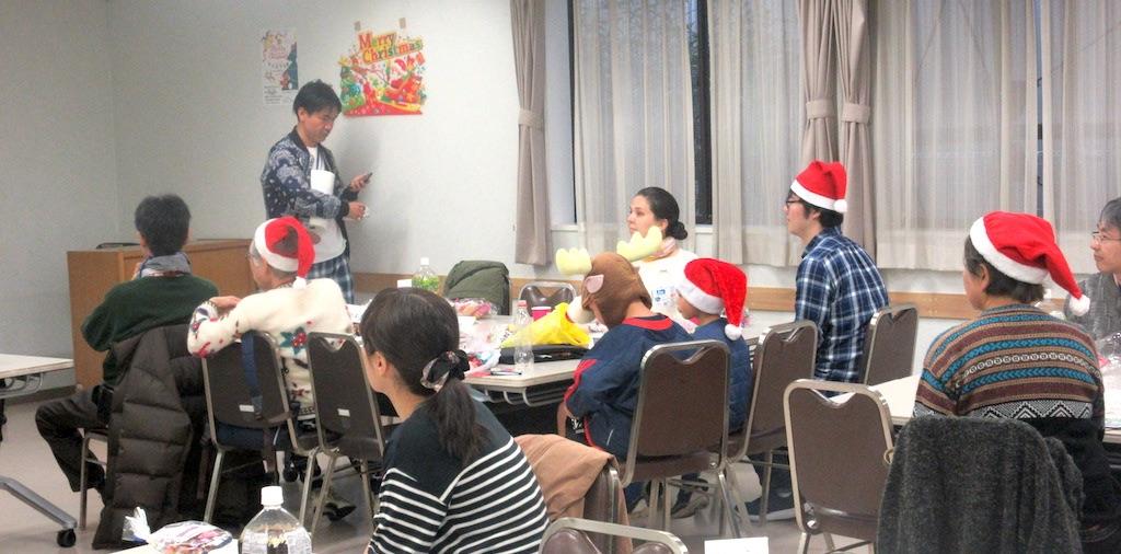 第21回交流会クリスマス会